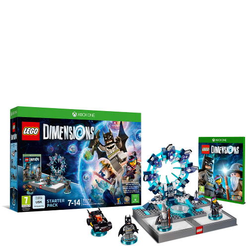 Lego   starter pack XBOX ONE 71172