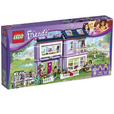 Lego Friends Emmas Huis 41095