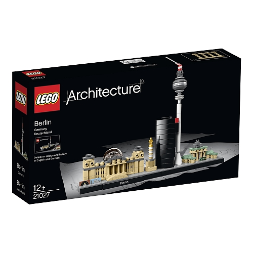 Lego architecture - 21027 berlin