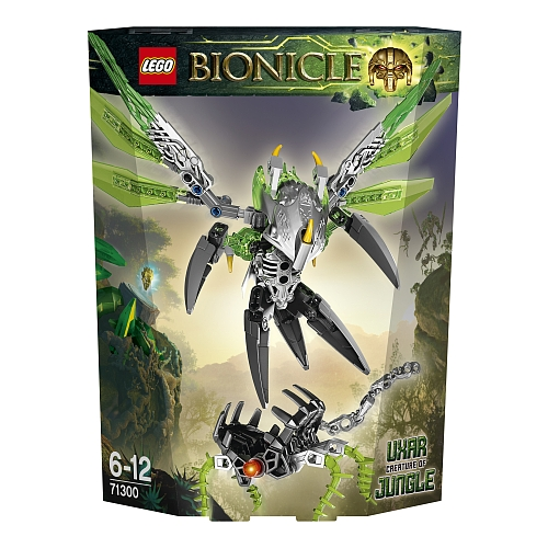 Lego bionicle - 71300 uxar creature of the jungle