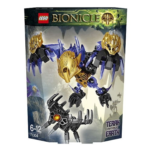 Lego bionicle - 71304 terak creature of earth