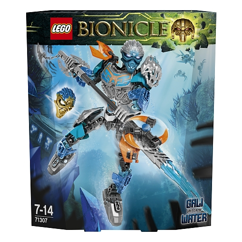 Lego bionicle - 71307 gali unifier of water