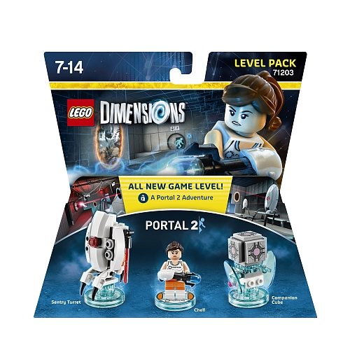 Lego dimensions - level pack 3, portal 71203
