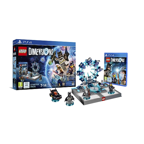 Lego dimensions starter pack PS4 71171