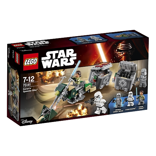 Lego star wars - 75141 kanans speeder bike
