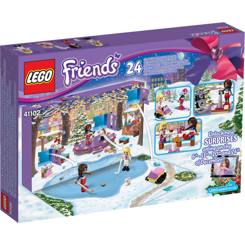 LEGO Friends Adventkalender 41102