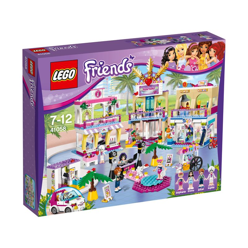 LEGO Friends Heartlake winkelcentrum 41058