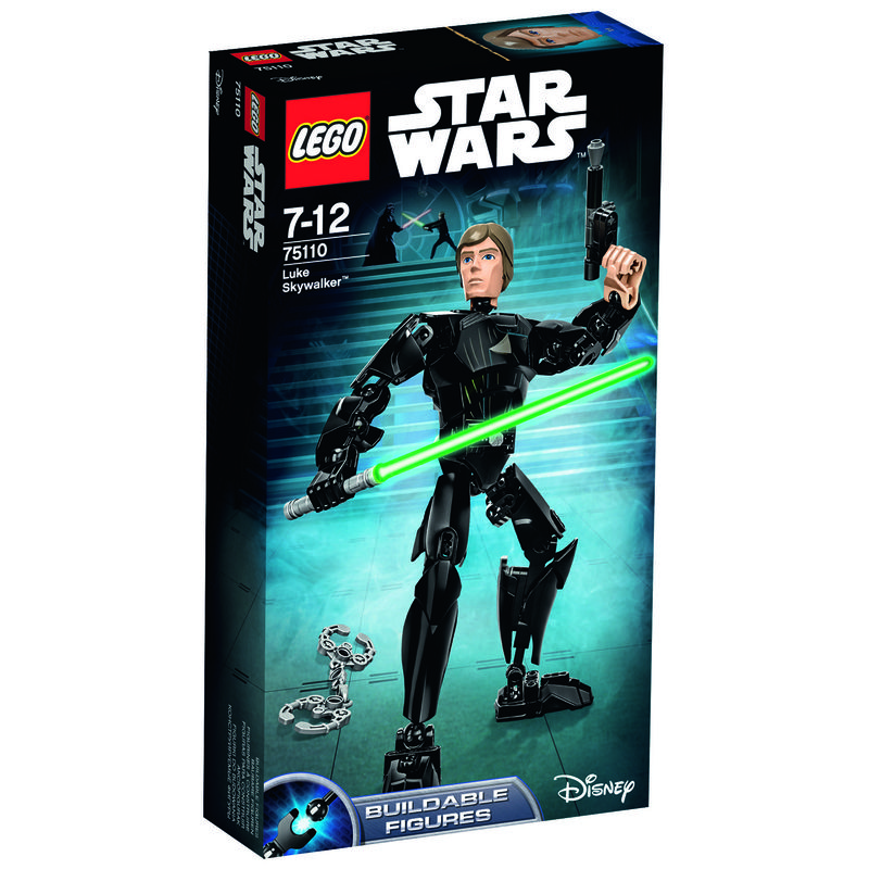 LEGO   Luke Skywalker 75110