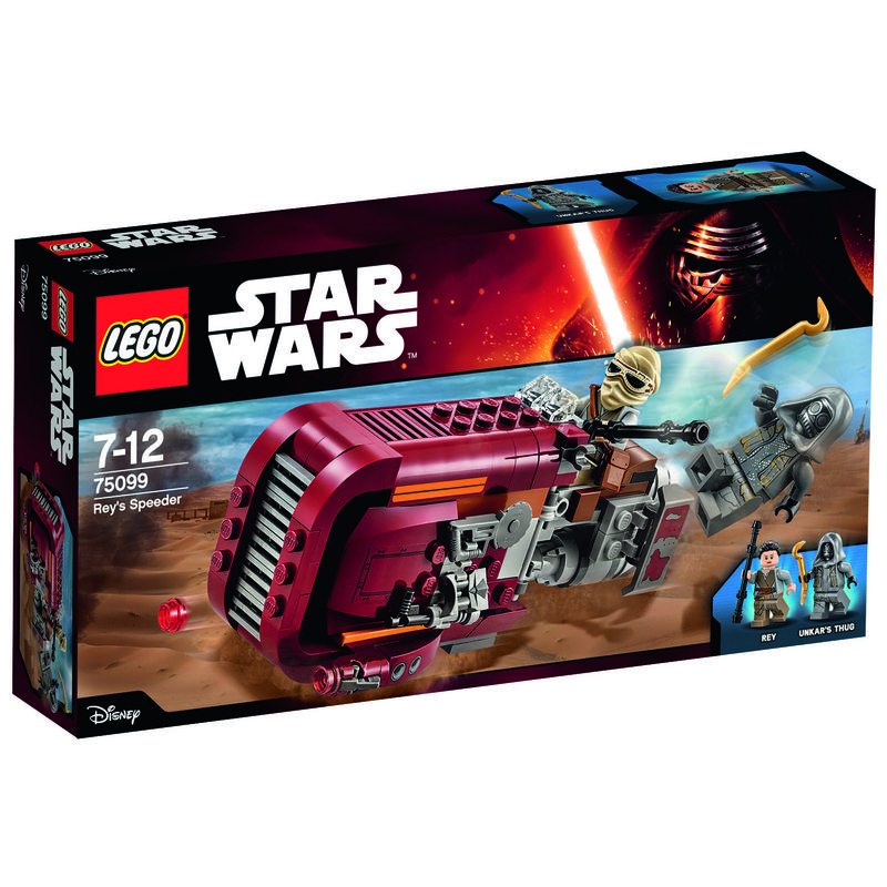 LEGO Star Wars Reys Speeder 75099