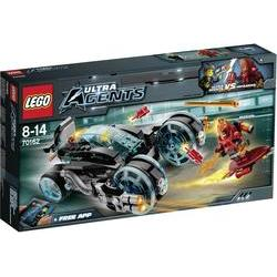 LEGO Ultra Agents 70162 Infernale interceptie