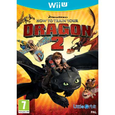 How To Train Your Dragon 2 voor Wii U