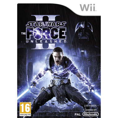 Star Wars Force Unleashed 2 voor
