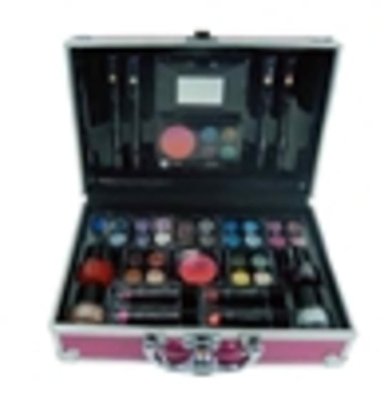 Make-up set   49-delig in koffer