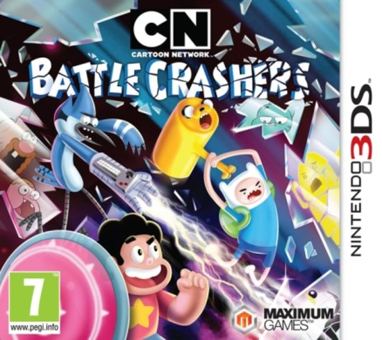 Cartoon Network - Battle Crashers -