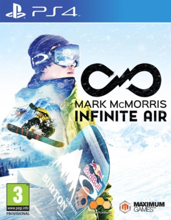 Mark Mcmorris - Infinite Air -