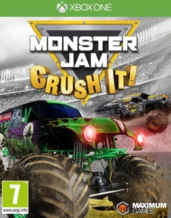 Monster Jam - Crush It -