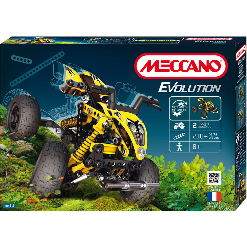 Meccano Evolution ATV Quad