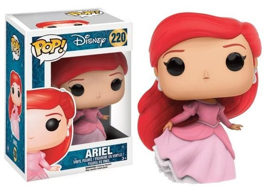 DISNEY - Bobble Head POP N° 220 - Ariel in Grown
