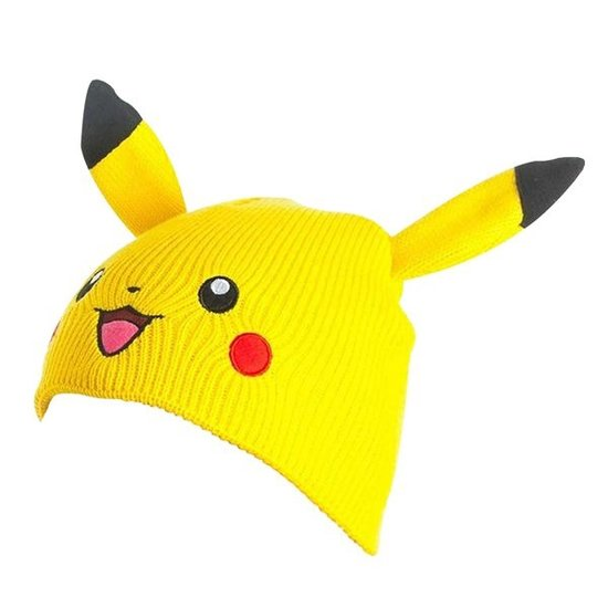 POKEMON - Beanie - PIKACHU with Ears