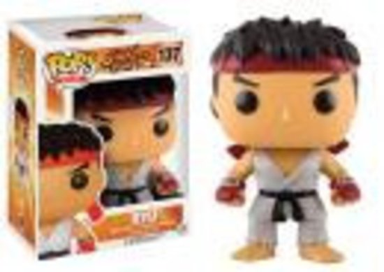 STREET FIGHTER - Bobble Head POP N° 137 - Ryu