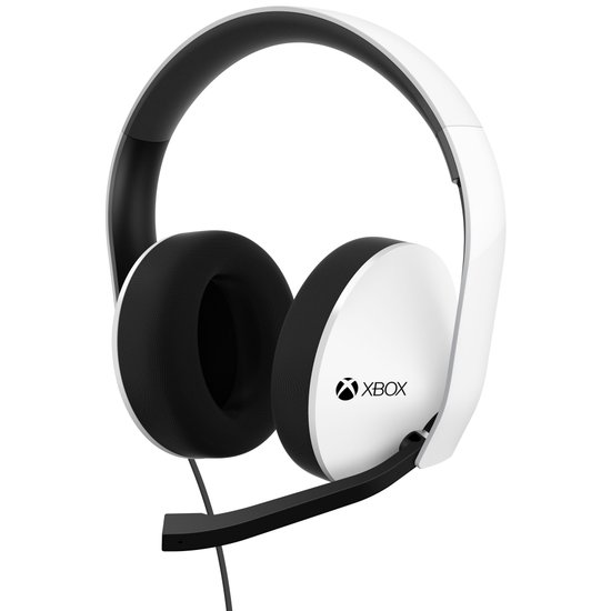 Xbox One Stereo Gaming Headset Special Edition - Wit - Xbox One