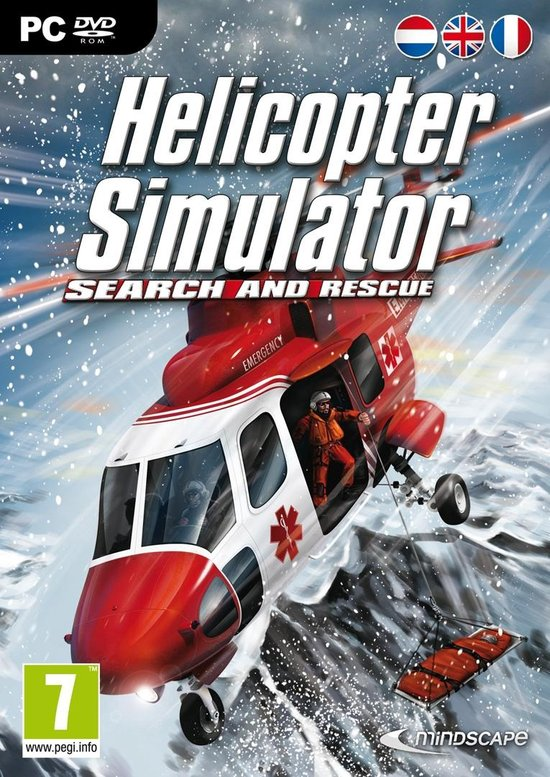 Helikopter Simulator 2014: Search And Rescue -