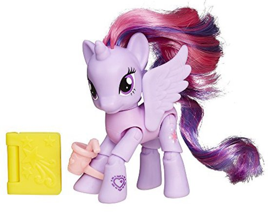 My Little Pony Princess Twilight Sparkle Leescafé - Speelset