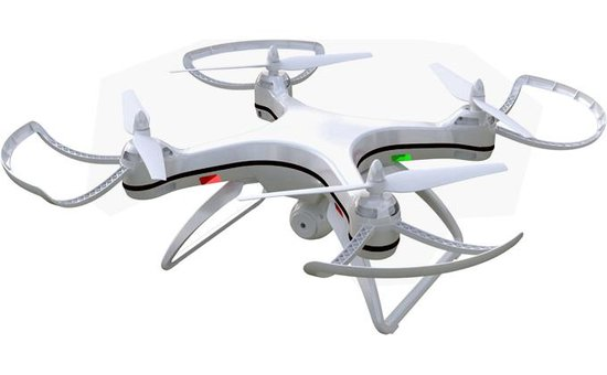 Stratus WiFi GPS Drone - Met HD Camera