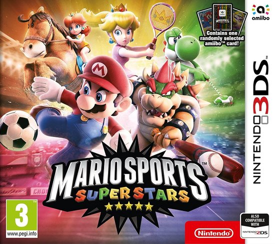3DS MARIO SPORT SS+AMI HOL -