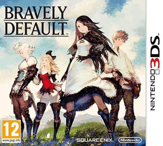Bravely Default - 2DS + 3DS -