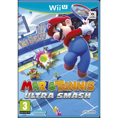 Mario Tennis: Ultra Smash voor