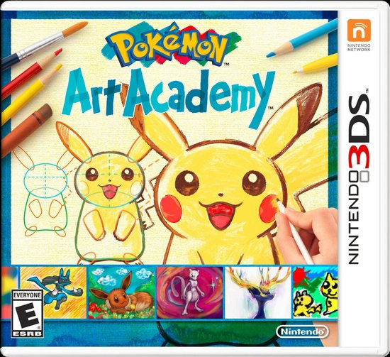 Art Academy - 2DS + 3DS -