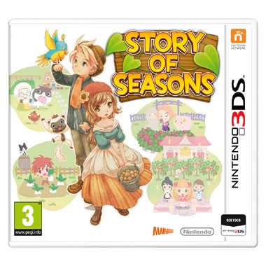 Story of Seasons voor