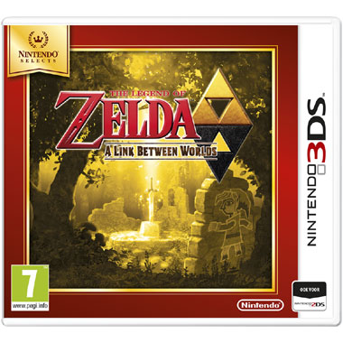 The Legend of Zelda: A Link Between Worlds Voor
