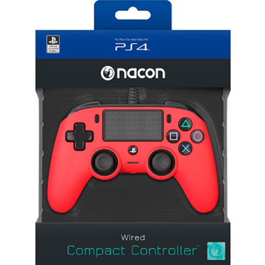 Official Wired Controller - rood