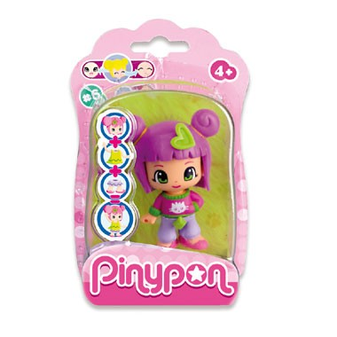 Pinypon Serie 6 speelfigurenset