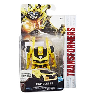 Transformers: The Last Knight Legions Bumblebee figuur - 8 cm