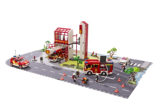 PLAYMOBIL Playcarpet Speelkleed - CITY