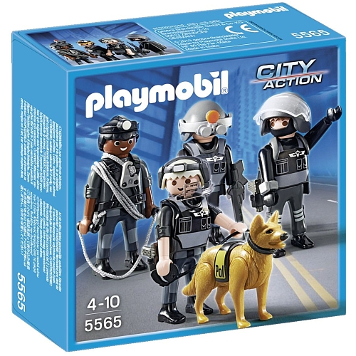 Playmobil City Action  arrestatieteam 5565