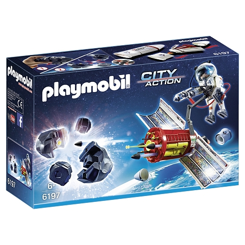 Playmobil City Action meteoro de verbrijzelaar - 6197