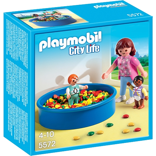 Playmobil City Life ballenbad 5572