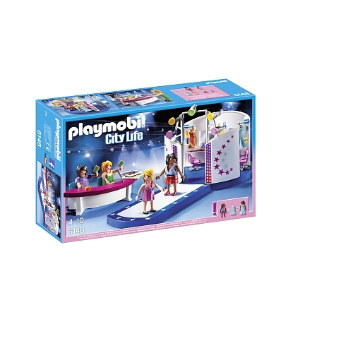 Playmobil City Life catwalk - 6148