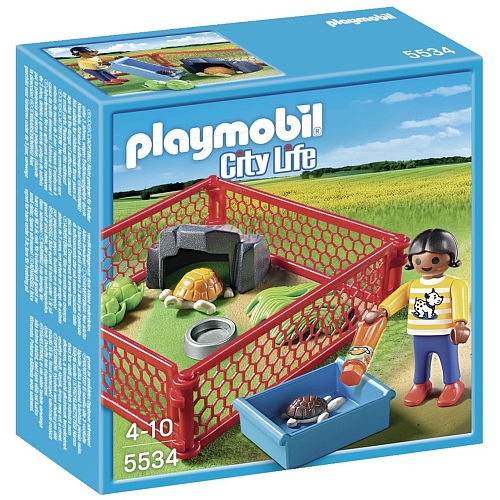 Playmobil City Life schildpaddenverblijf - 5534