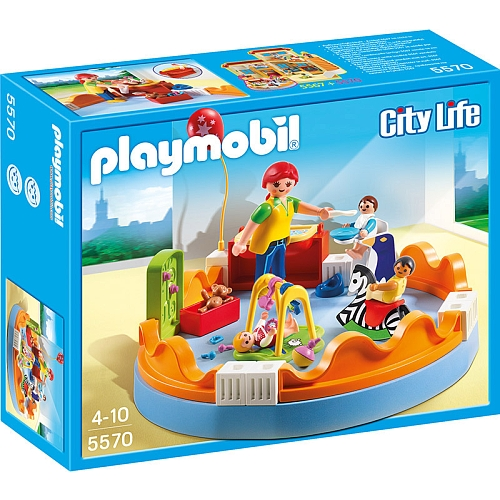 Playmobil City Life speelgroep - 5570