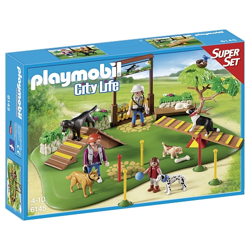 Playmobil City Life superset hondenschool 6145