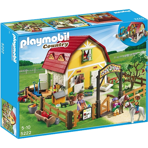 Playmobil Country  ponyranch - 5222