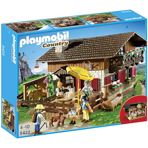 Playmobil Country berghut - 5422