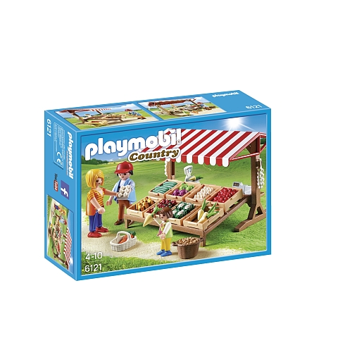 Playmobil Country groentekraam - 6121