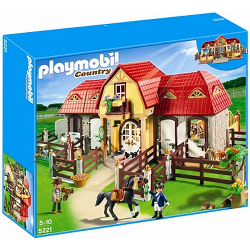 Playmobil Country grote paardenranch - 5221