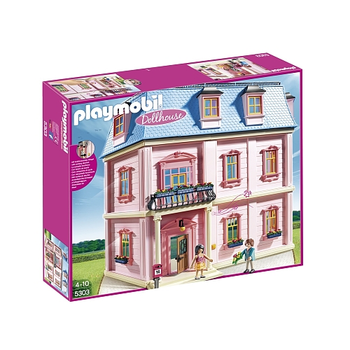 Playmobil Dollhouse  herenhuis - 5303
